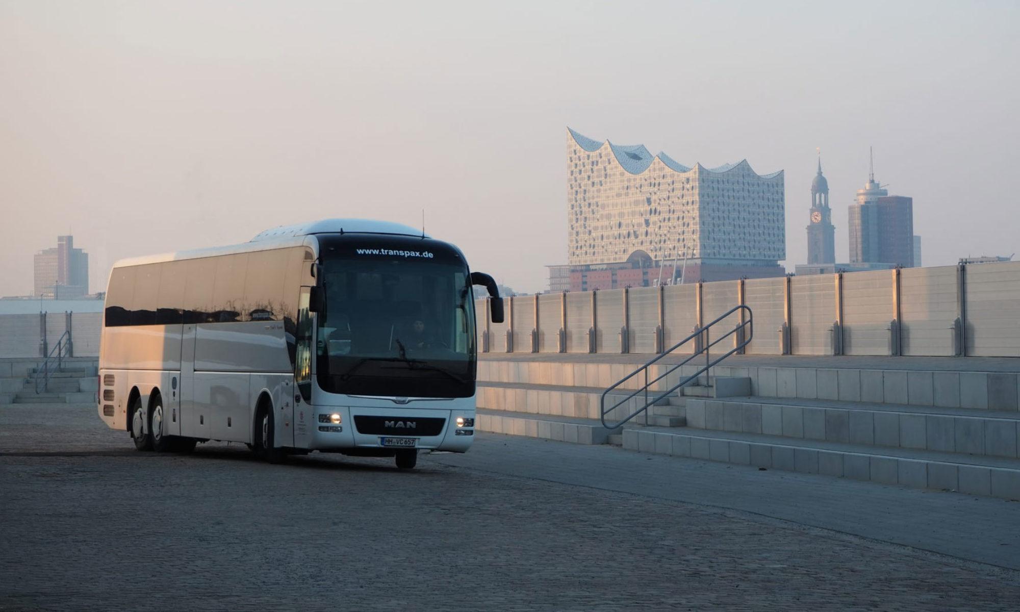 TransPax Busvermietung GmbH 🚍 🚌